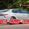 เตรียมหวนทำตลาดในยุโรป  !!   Toyota Camry 2018